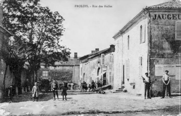 Arbre g n alogique illustr balwina - Lapeyre rue des halles ...